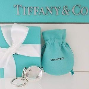 Tiffany & Co Tape Measure Key chain key ring